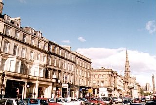 George Street, Edinburgh