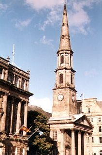 St. Andrew and St. George's Church, George Street, Edinburgh