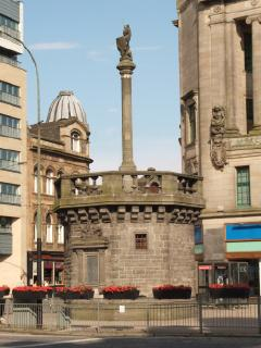 Mercat Cross, Glasgow