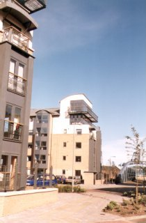 Redevelopment at Victoria Quay, Leith