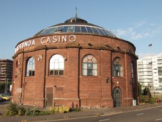 North Rotunda, Glasgow