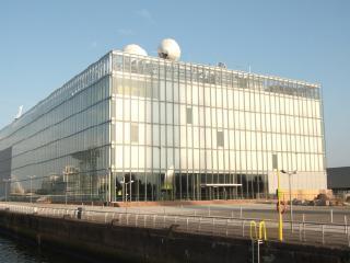 BBC Headquarters, Pacific Quay