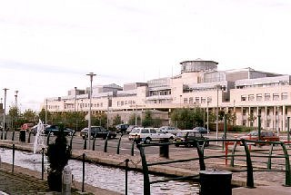 Scottish Government Offices at Victoria Quay, Leith