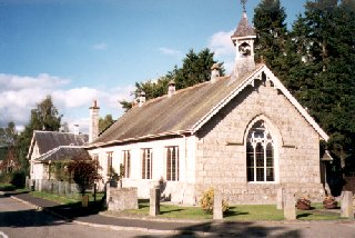Church of Scotland, Boat of Garten