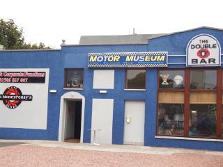 Motor Museum, Bo'ness