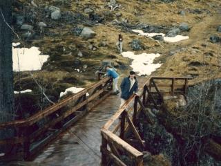 Roy's Bridge, Bachnagairn
