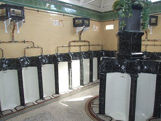 Victorian Toilet, Rothesay