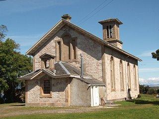 Former Ascog Parish Church