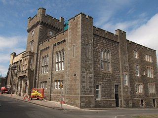 Bute County Buildings, Rothesay
