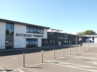 Rothesay Joint Campus School