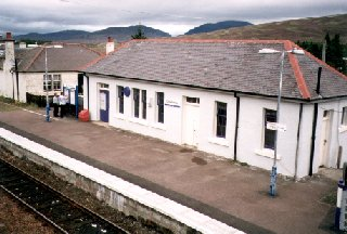 Dalwhinnie Railway Station