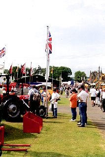 Royal Highland Show Grounds at Ingliston