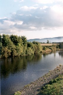 River Nith at Penpont
