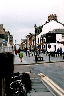 Fort William Main Street