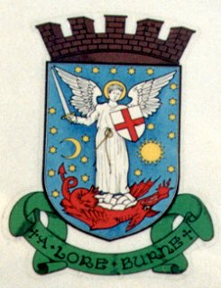 Dumfries Coat of Arms