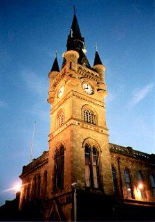 Town Hall, Renfrew