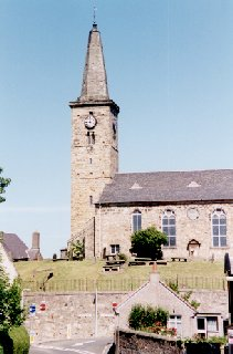 Markinch Parish Church