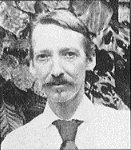 Robert Louis Stevenson, in his later years