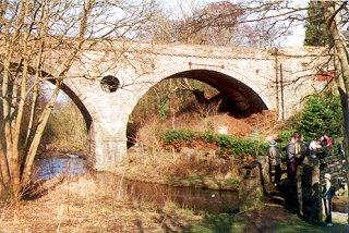 Bridge over the Linhouse Water, Mid Calder
