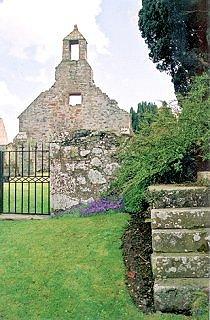 Abdie Old Parish church