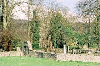 Old Kirkyard, Dunbog