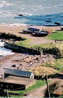 The Harbour, Auchmithie
