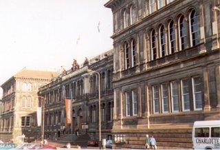 Royal Museum, Chambers Street