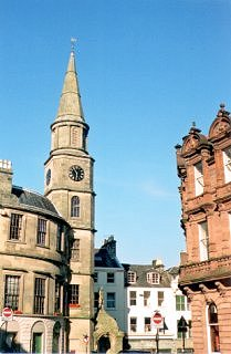 The Athenaeum (left), Stirling