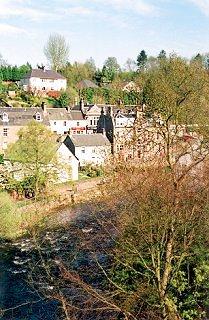 Allan Water at Dunblane