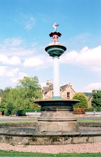 Water Fountain, Bridge of Allan