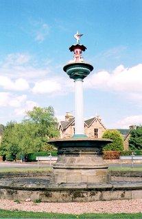 Water Fountain, Bridge of Allan