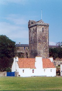 St Serf's Church Tower, Dysart