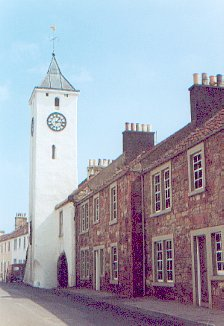 The Tolbooth, West Wemyss