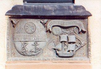 Door Lintel (18th C), Newburgh