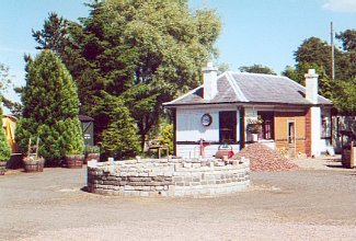 Old Dolphinton Station