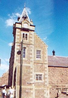 Corn Exchange, Biggar