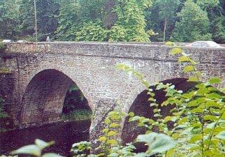 Bridge over the River Teith at Doune