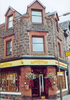 James Pringle Weavers Shop, Callander