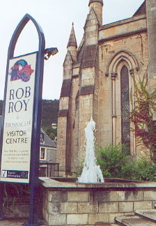 Rob Roy and Trossachs Visitor Centre, Callander