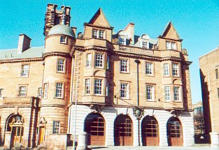 Museum of Fire and Fire Brigade Headquarters, Lauriston Place