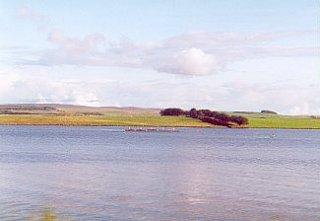 Cobbinshaw Reservoir, West Lothian