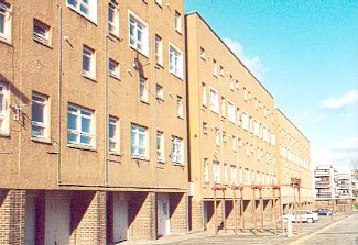 Langlee Public Housing Estate, Galashiels