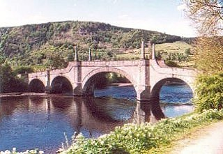 Bridge over River Tay, Aberfeldy