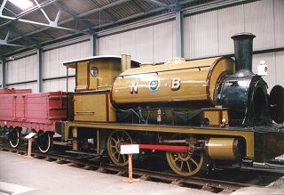 Scottish Railway Exhibition, Bo'ness