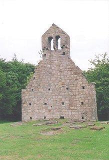 Old Kinneil Parish Church (12th C.)