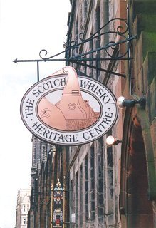 The Scotch Whisky Heritage Centre, Edinburgh