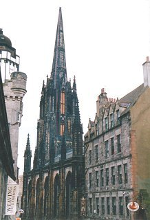 The Edinburgh Festival Centre (previously the Highland Tolbooth Kirk)