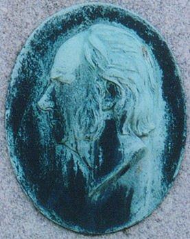 Thomas Guthrie, plaque on his gravestone