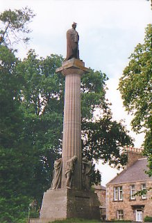 Memorial to Robert Ferguson of Raith, Haddington