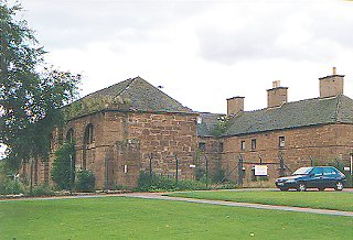 Stable Block at Amisfield Park (1785)